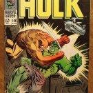 Incredible Hulk #106 (1968) comic book, Marvel Comics, VF condition, Beast-man, Nick Fury