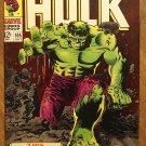 Incredible Hulk #105 (1968) comic book, Marvel Comics, NM condition, Beast-Man