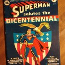 Superman salutes the Bicentennial #C-47 Treasury Edition comic book (1976), DC Comics, VF condition