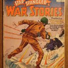 Star Spangled War Stories #51 (1956) comic book, DC comics Good condition