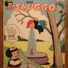 Nancy and Sluggo #122 (1955) comic book, St. John comics, G/VG condition