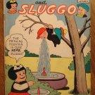 Nancy and Sluggo #122 (B) (1955) comic book, St. John comics, Good condition