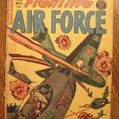(U.S.) United States Fighting Air Force #28 (1956) comic book, Superior comics
