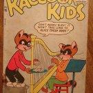 The raccoon Kids #55 (1955) comic book, DC comics, Good condition