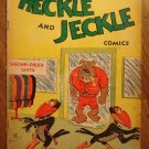 Heckle and Jeckle #21 (1955) comic book, St. John's comics, Good condition