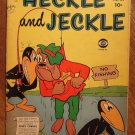 Heckle and Jeckle #31 (1958) comic book, Pines comics, VG condition