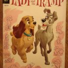 Waly Disney's Lady and the Tramp comic book (#1?), Gold Key comics, VF condition