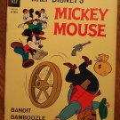 Walt Disney's Mickey Mouse #85 (1962) comic book, Gold Key Comics, F/VF condition