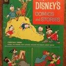 Walt Disney's Comics & Stories V23, #4 (#268)(1963) Donald Duck Huey Dewey Louie, Gold key Comics