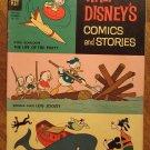 Walt Disney's Comics & Stories V23, #3 (#267)(1963) Donald Duck Huey Dewey Louie, Gold key Comics