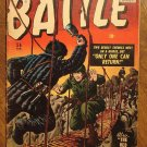 Battle #56 (1958) comic book, Atlas comics, Good condition