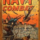 Navy Combat #14 (1957) comic book, Atlas comics, VG condition