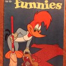 New Funnies #276 (1960) comic book, Dell comics, VG condition - Woody Woodpecker