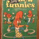 New Funnies #199 (1953) comic book, Dell comics, Good condition - Woody Woodpecker