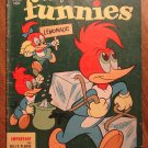 New Funnies #223 (1955) comic book, Dell comics, VG- condition - Woody Woodpecker