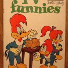 TV Funnies #261 (1958) comic book, Dell comics, VG condition - Woody Woodpecker