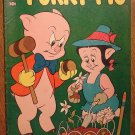 Porky Pig #58 (1958) comic book, Dell comics, Fine condition