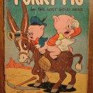Dell Four (4) Color #399 Porky Pig comic book, Dell comics, 1952, Fair/ Good condition