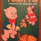 Porky Pig #54 (1957) comic book, Dell comics, Good condition