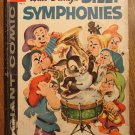 Dell Giant comic - Walt Disney's Silly Symphonies #8 (1958) comic book, Good condition