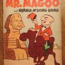 Dell Four (4) Color - Mr. Magoo #602 (1954) comic book, Good/VG condition