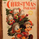 Dell Giant comic - Walt Disney's Christmas Parade #6 (1954) comic book, Uncle Scrooge, Donald Duck