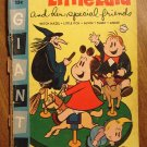 Dell Giant comic Little Lulu & her Special Friends #3 (1955) comic book, Fair condition