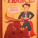 Dell Four (4) Color - Francis The Talking Mule #863 (1957) comic book, G/VG condition