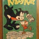 Dell Four (4) Color - Krazy Kat #548 (1954) comic book, Good condition