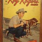 Roy Rogers Comics #34 (1950) comic book, Dell comics, fair/good condition