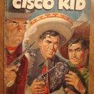 The Cisco Kid #15 (1953) comic book, Dell comics, VG condition