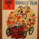 Dell Giant comic Woody Woodpecker's Family Fun #24 (1959) comic book, VG, Chilly Willy