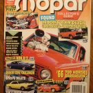 Mopar Collector's Guide magazine January 2000 - 340 Dodge Dart Swinger, 1966 Barracuda, Hemi hemi