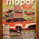 Mopar Collector's Guide magazine May 1999 - 1971 340 Cuda, Hemi intakes, fastest Mopars