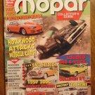 Mopar Collector's Guide magazine July 2001 - 1957 Chrysler 300C, 340 Valiant, cloning General Lee