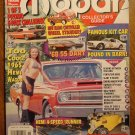 Mopar Collector's Guide magazine November 2001 - 1965 Hemi wagon, Hemi Road Runner, 440 6-pack