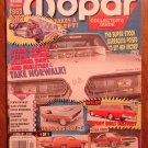 Mopar Collector's Guide magazine January 2002 - 1971 hemi GTX, 1970 Charge R/T SE, AAR Cuda