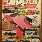 Mopar Collector's Guide magazine May 2001 - 440-6 Dodge Challenger, 1969 440 Barracuda, 1969 GTX
