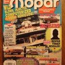 Mopar Collector's Guide magazine April 2001 - 1971 Road Runner, Hemi 1965 Coronet, 1100 HP hemicuda