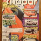 Mopar Collector's Guide magazine May 2002 - 1971 Dodge Charger, 1971 Cuda convertible, hemi
