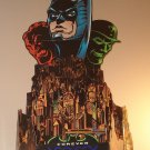 """Batman Forever promotional comic book store display, 3D, 27"""" tall!, excellent condition, 1995"""