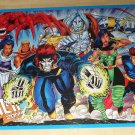 Marvel comics X-Men 2099 poster, 22x34, rolled, never displayed