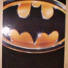 Batman (1989) advance promo glossy movie poster, full size, never displayed, rolled, Michael Keaton