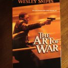 The Art of War VHS video tape movie film, Wesley Snipes, Anne Archer