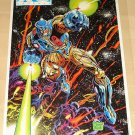 Valiant comics X-O Man Of War poster, 20x30, rolled, never displayed,