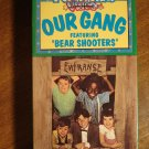 Our Gang: Bear Shooters VHS video tape movie film, Spanky, Alfalfa, Buckwheat