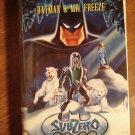 Batman & Mr. Freeze: Subzero animated VHS video tape movie film cartoon, Batgirl too