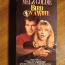 Bird On a Wire VHS video tape movie film, Mel Gibson, Golgie Hawn, David Carradine