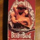 Blood On The Badge VHS video tape movie film, Joe Estevez, David Harrod