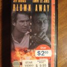 Blown Away VHS video tape movie film, Jeff Bridges, Tommy Lee Jones